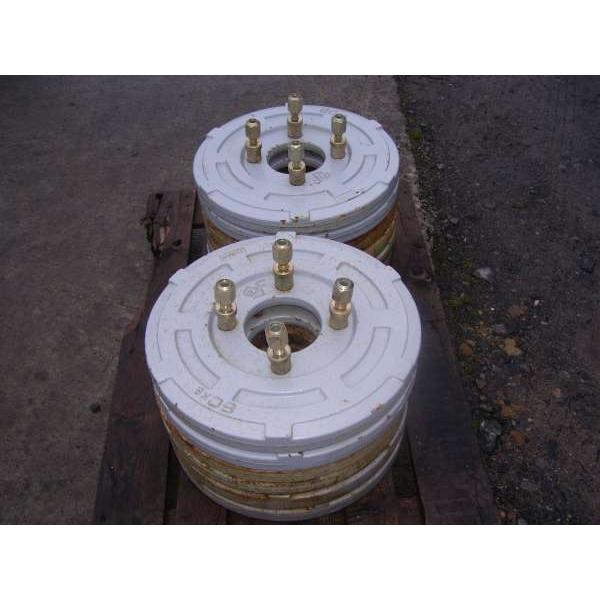 New Holland Tractor Wheel Weights : New weights wheel